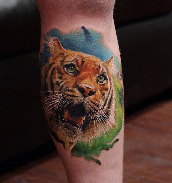 tiger tattoos photo - 34