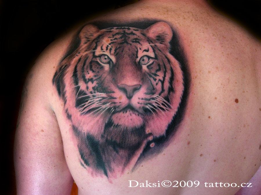 tiger tattoos photo - 35