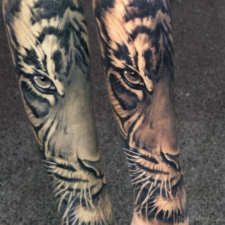 tiger tattoos photo - 36