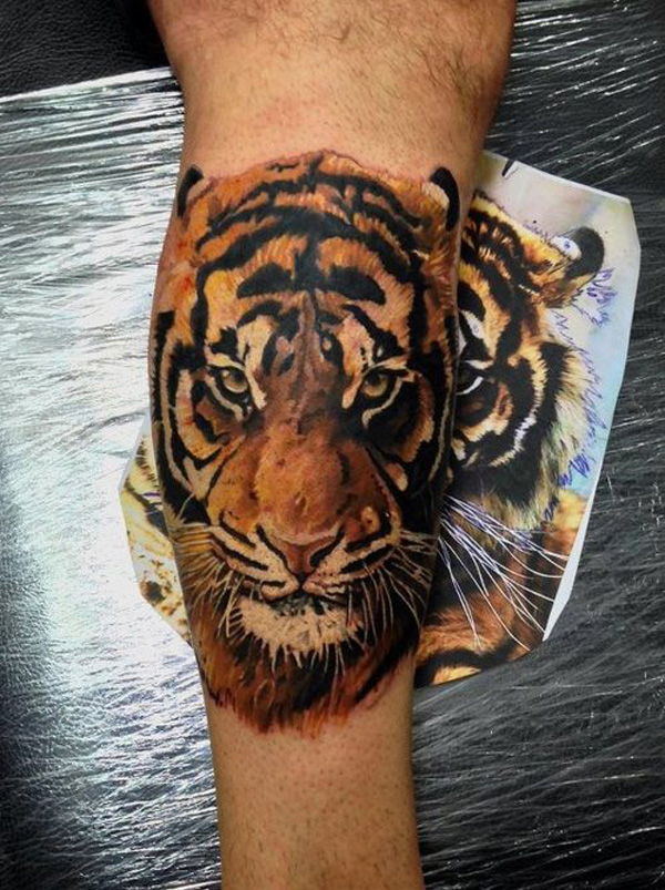 tiger tattoos photo - 7
