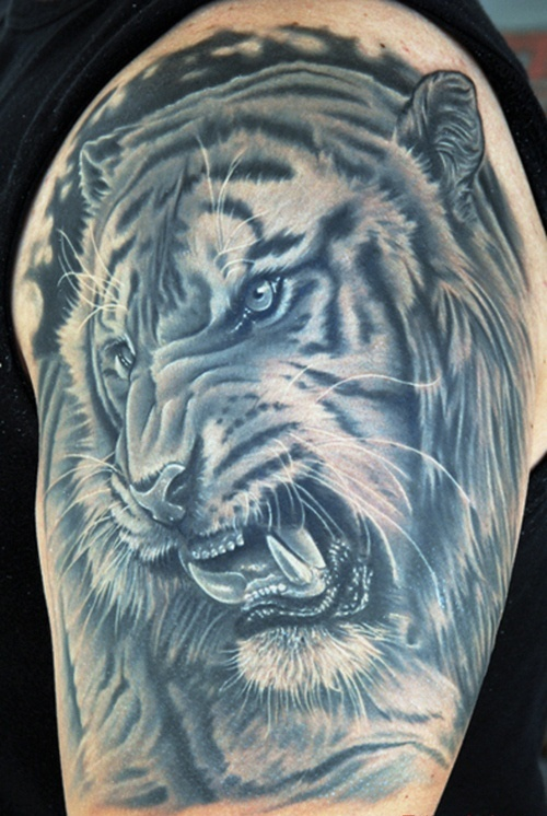 tiger tattoos photo - 8