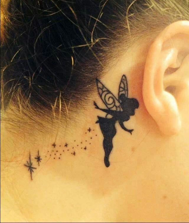 tinkerbell tattoos photo - 3