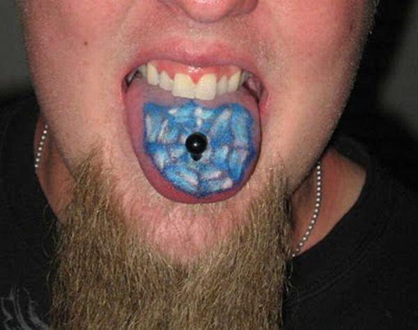 tongue tattoos photo - 1