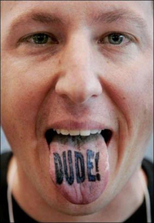 tongue tattoos photo - 8