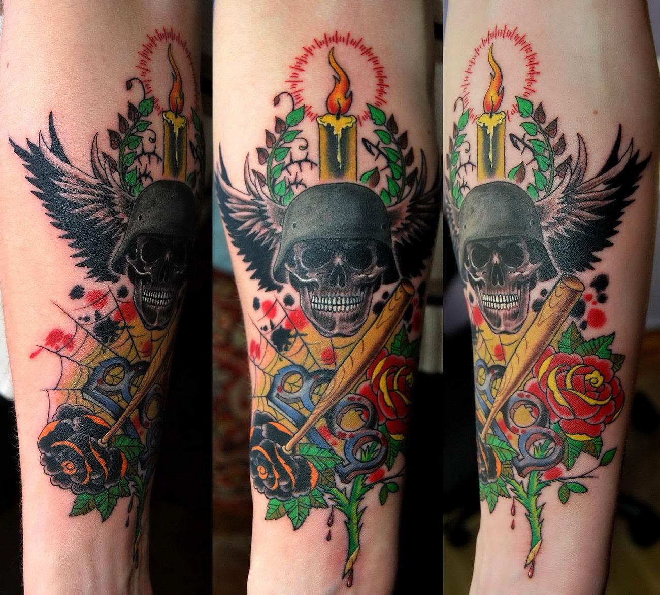 traditional tattoos photo - 11