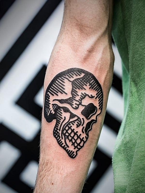 traditional tattoos photo - 12