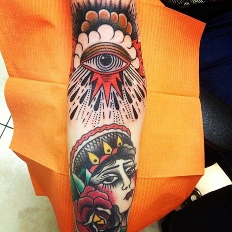 traditional tattoos photo - 13