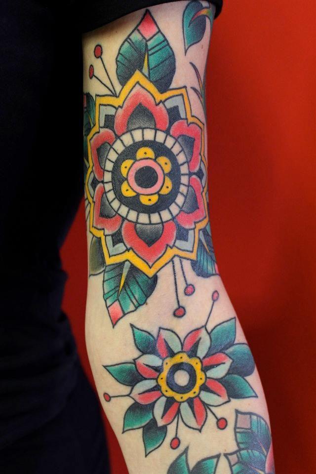 traditional tattoos photo - 14