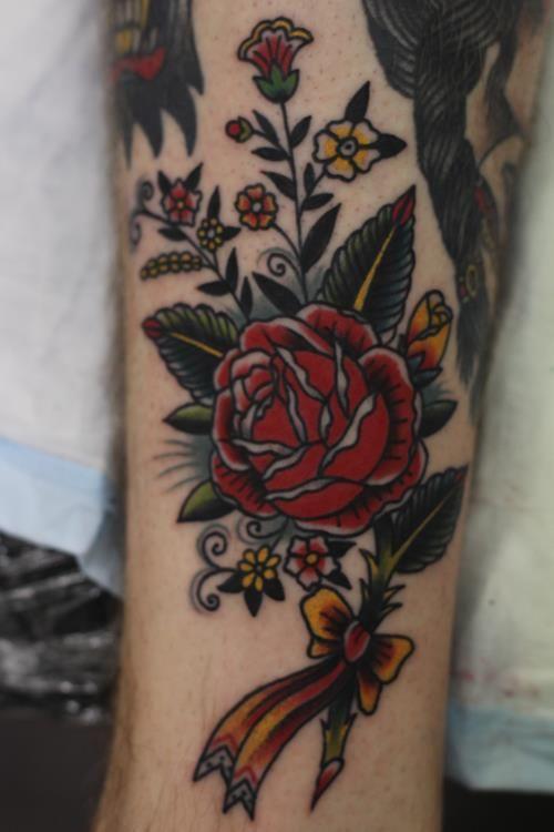 traditional tattoos photo - 16