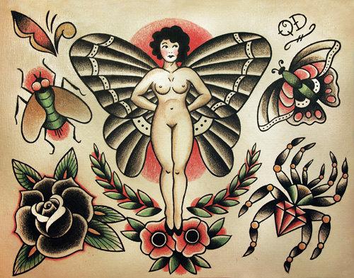 traditional tattoos photo - 22