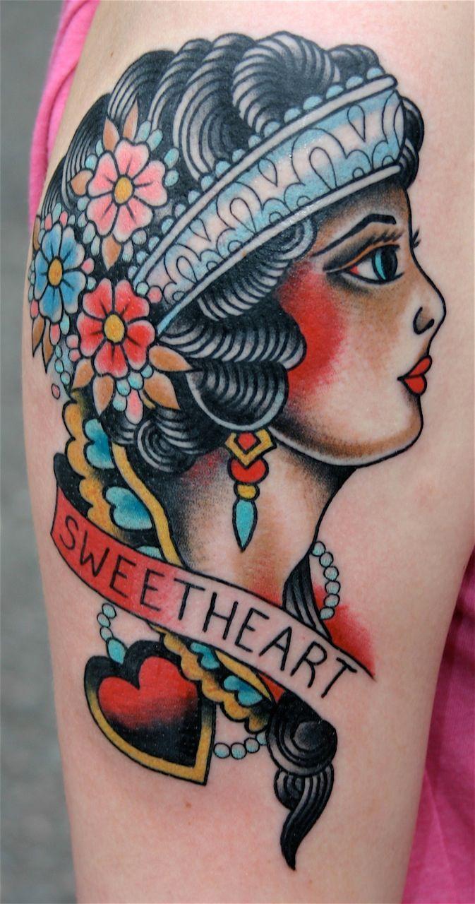traditional tattoos photo - 25