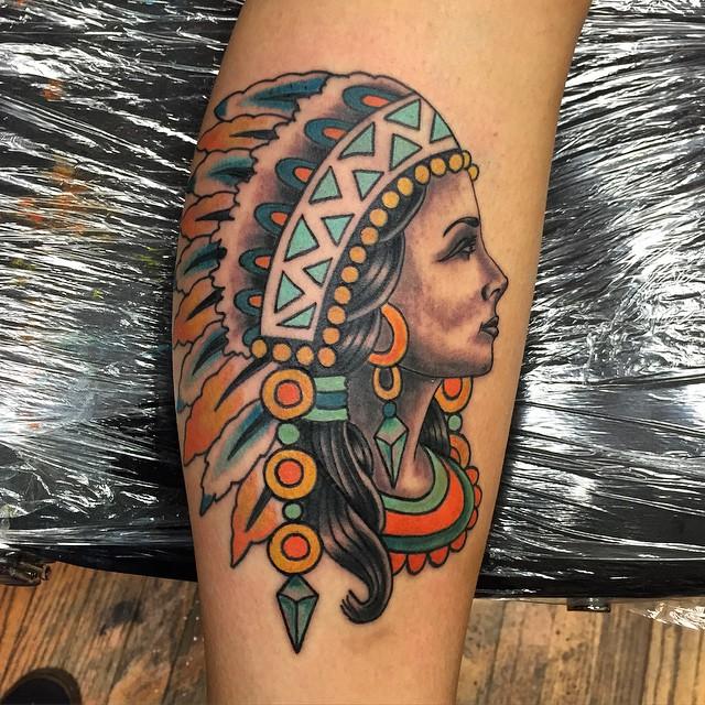 traditional tattoos photo - 29