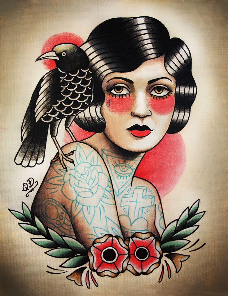 traditional tattoos photo - 32