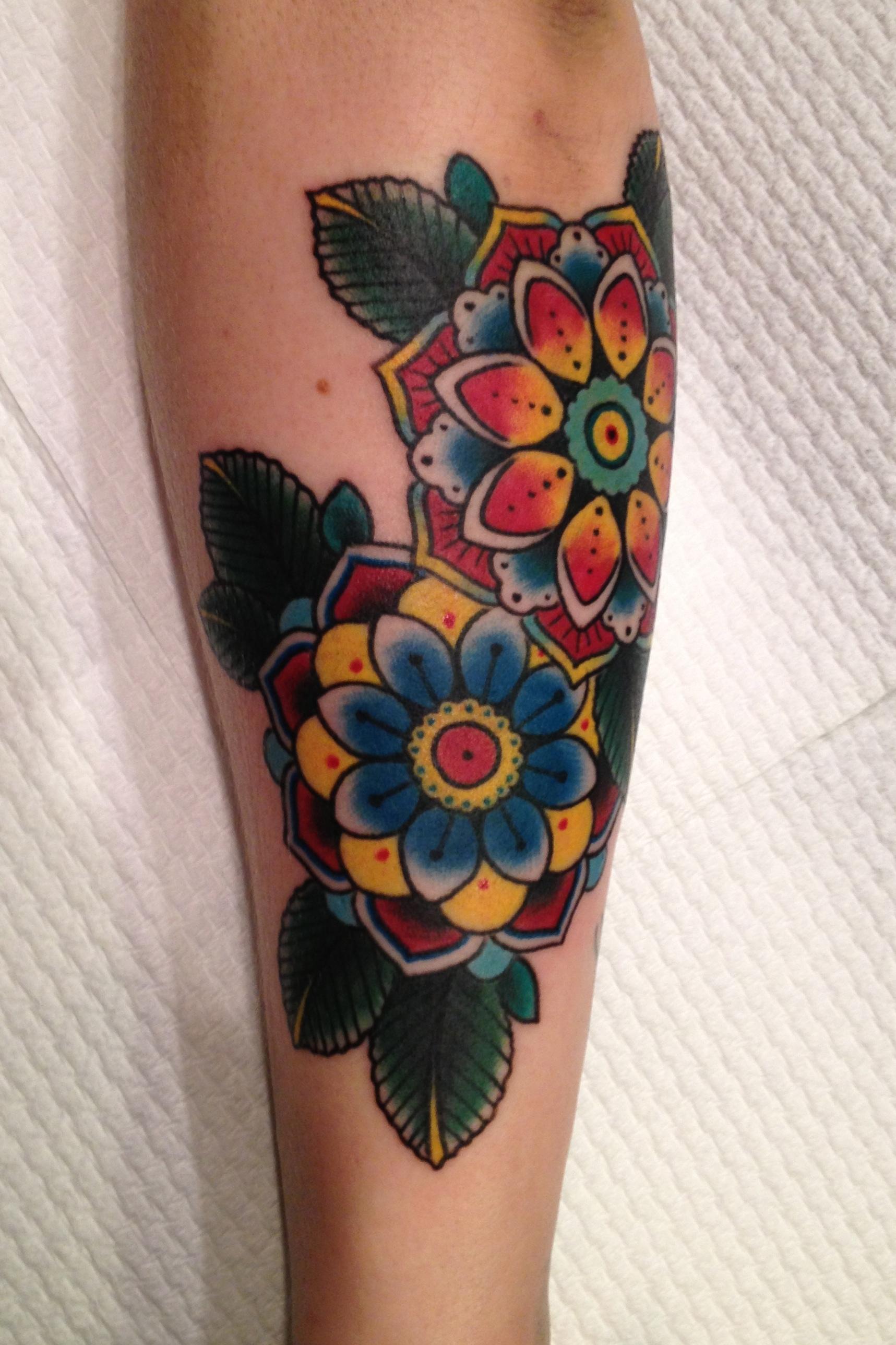 traditional tattoos photo - 33