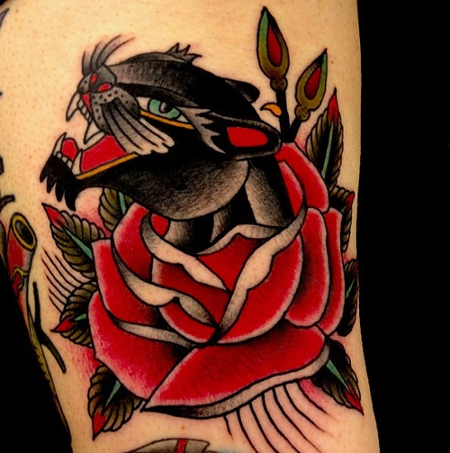 traditional tattoos photo - 38