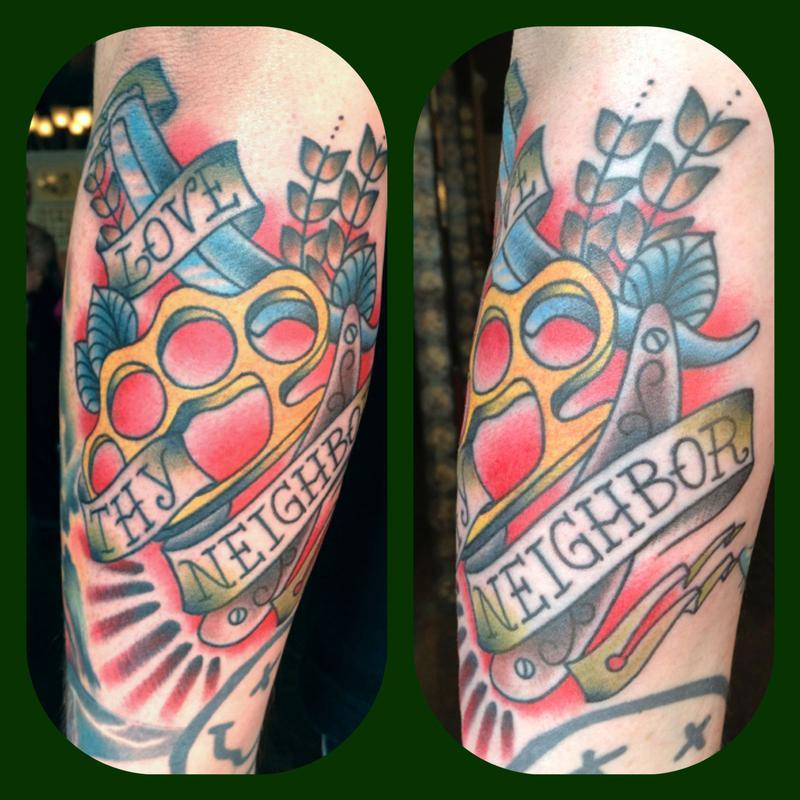 traditional tattoos photo - 39