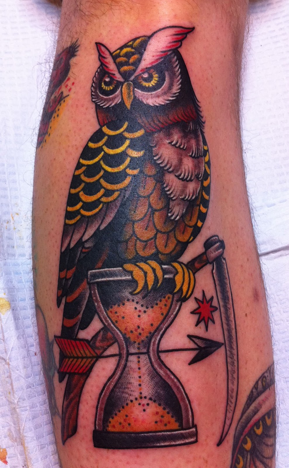 traditional tattoos photo - 4