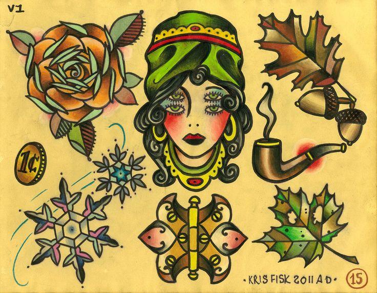 traditional tattoos photo - 40
