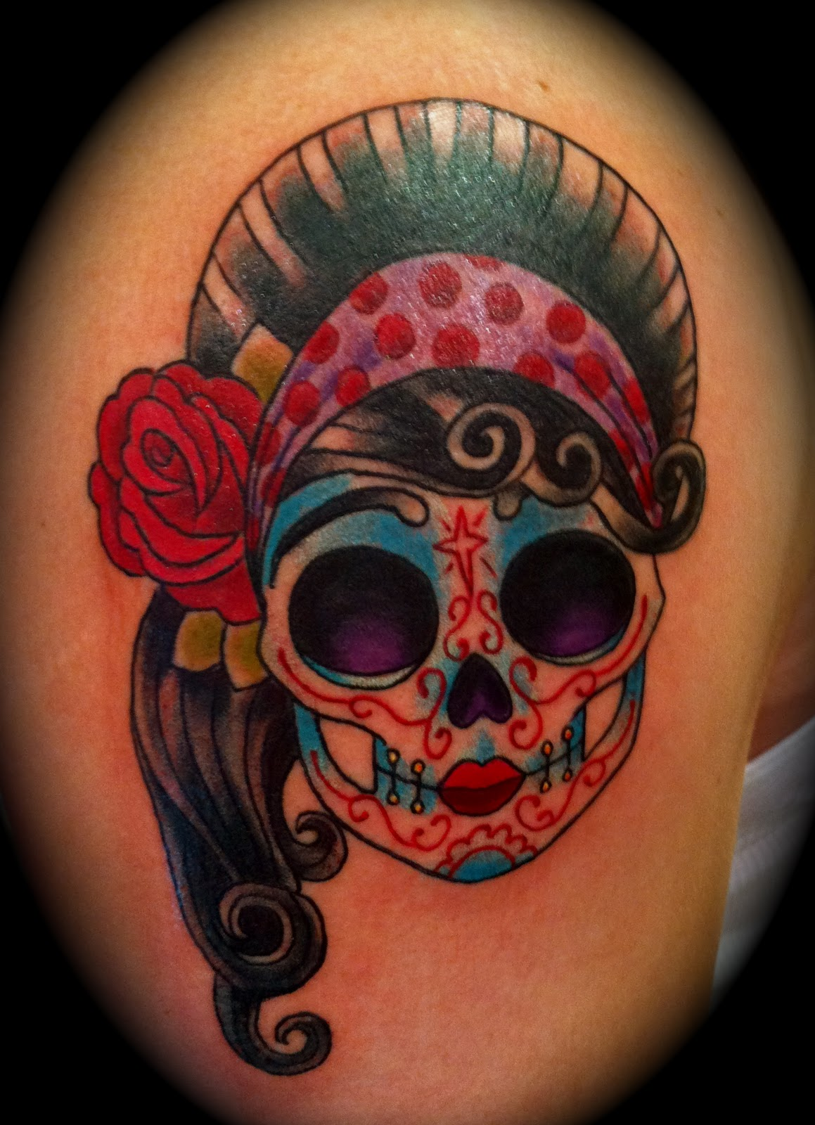 traditional tattoos photo - 5