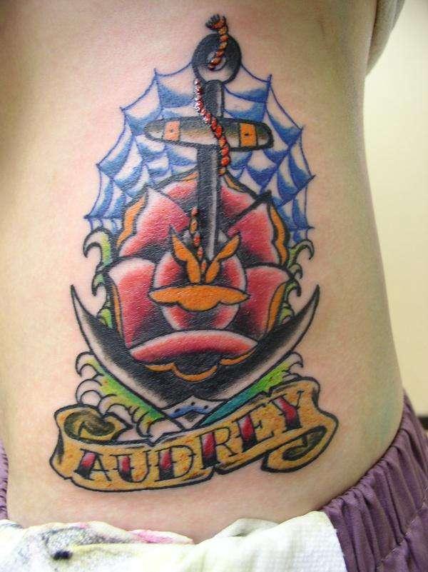 traditional tattoos photo - 7
