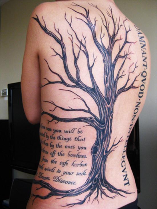 tree tattoos photo - 10