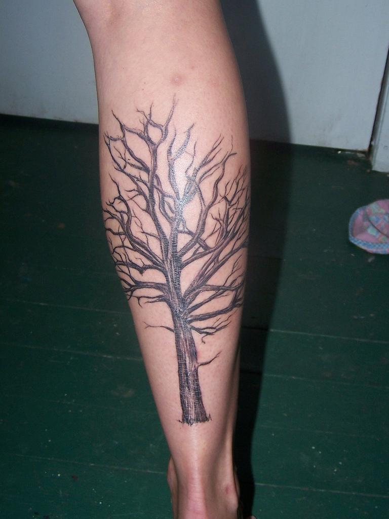 tree tattoos photo - 11