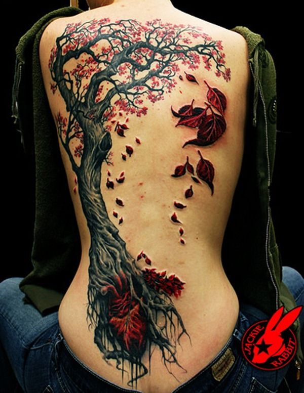 tree tattoos photo - 17