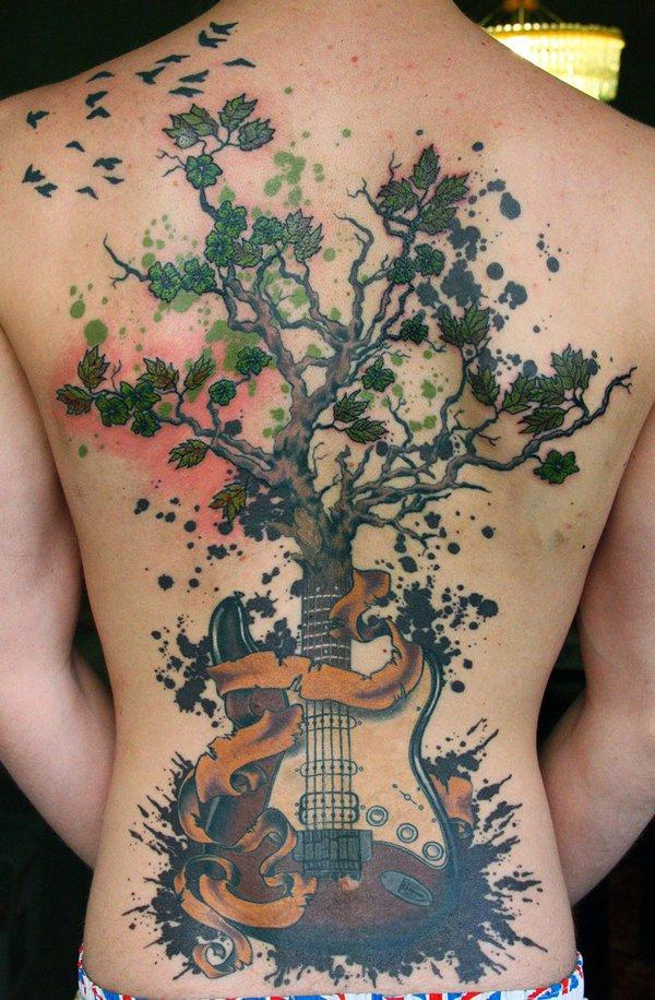 tree tattoos photo - 19