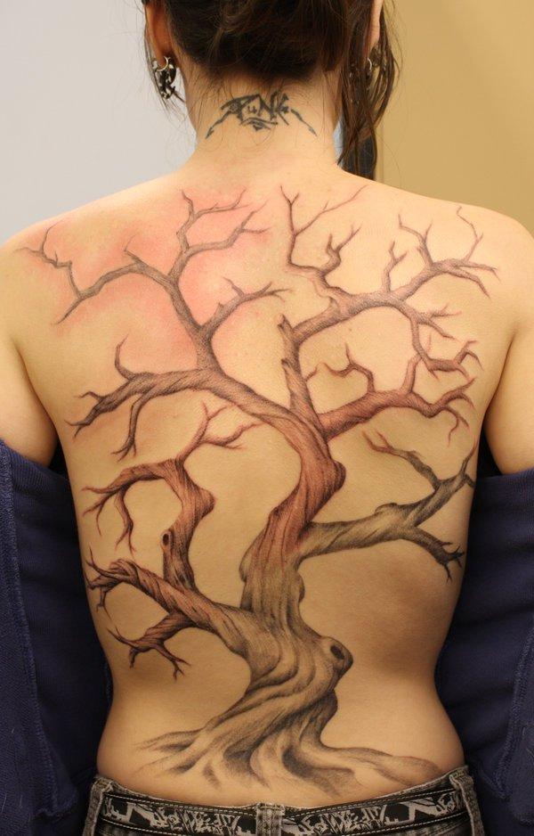 tree tattoos photo - 20