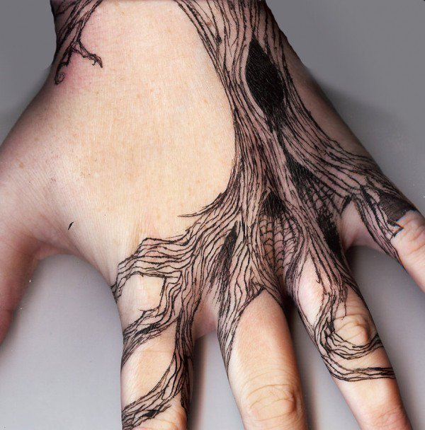 tree tattoos photo - 23