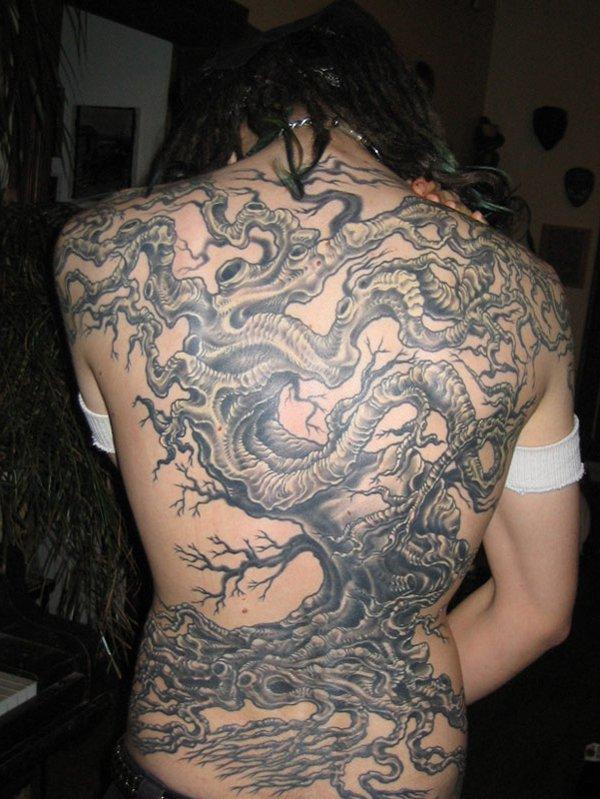 tree tattoos photo - 27