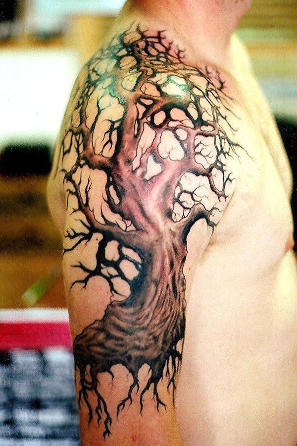 tree tattoos photo - 3
