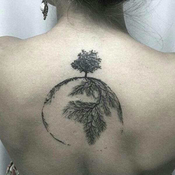 tree tattoos photo - 32
