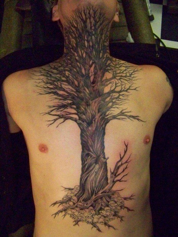 tree tattoos photo - 5