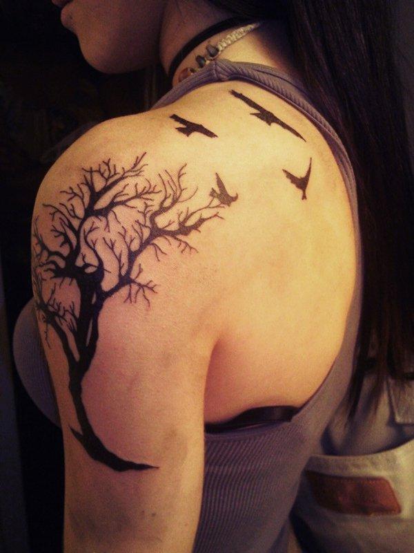 tree tattoos photo - 6