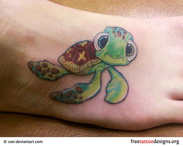 turtle tattoos photo - 1