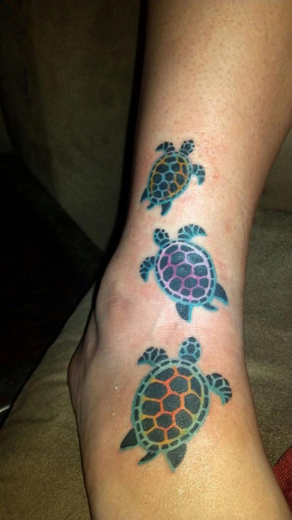 turtle tattoos photo - 10