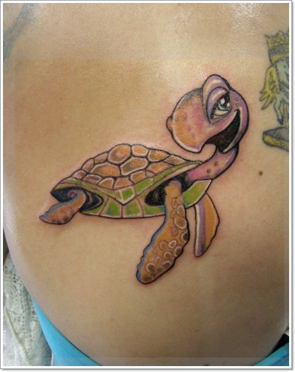 turtle tattoos photo - 17