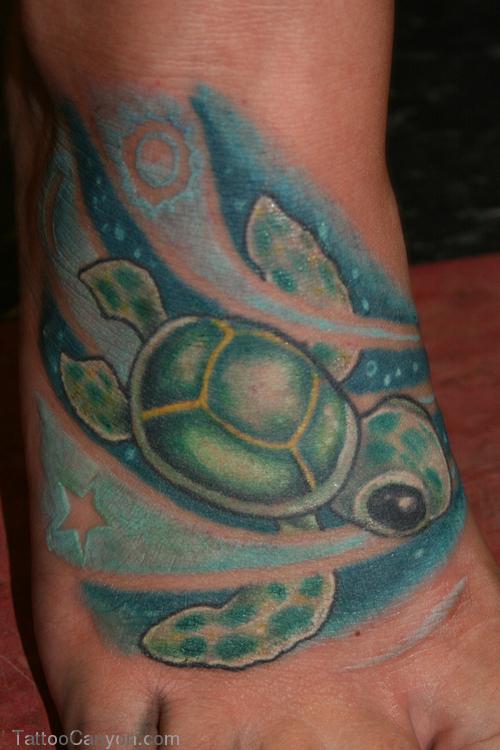 turtle tattoos photo - 20