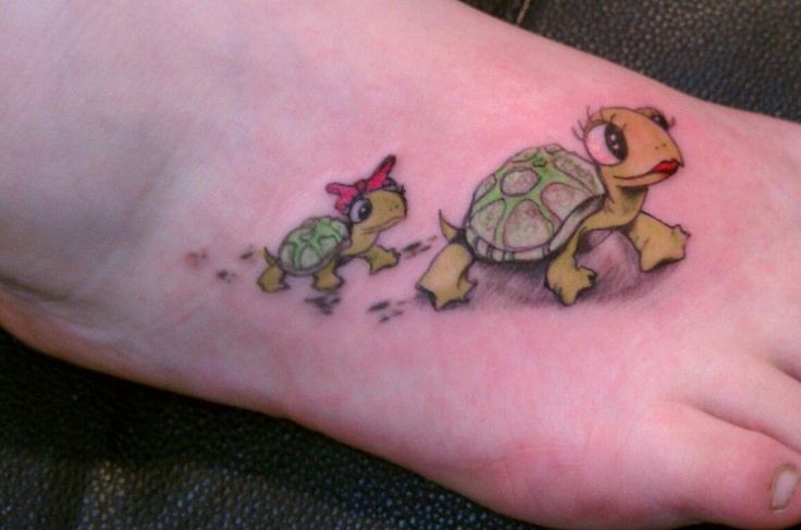 turtle tattoos photo - 22