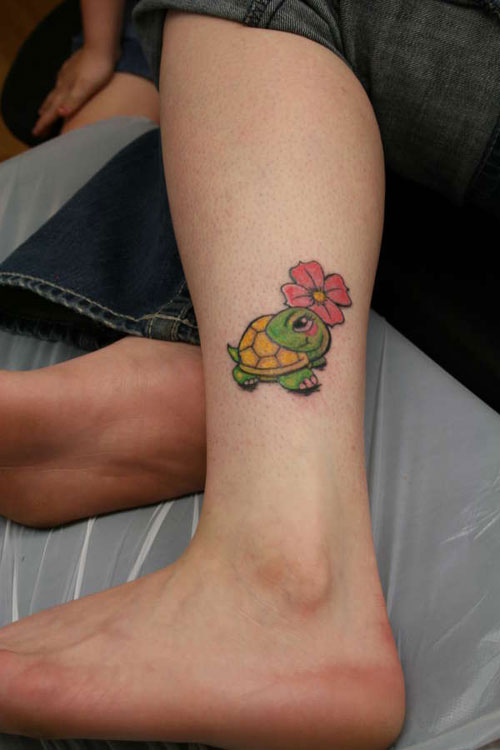 turtle tattoos photo - 23