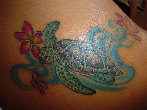 turtle tattoos photo - 8