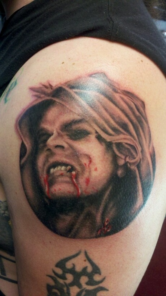 vampire tattoos photo - 11