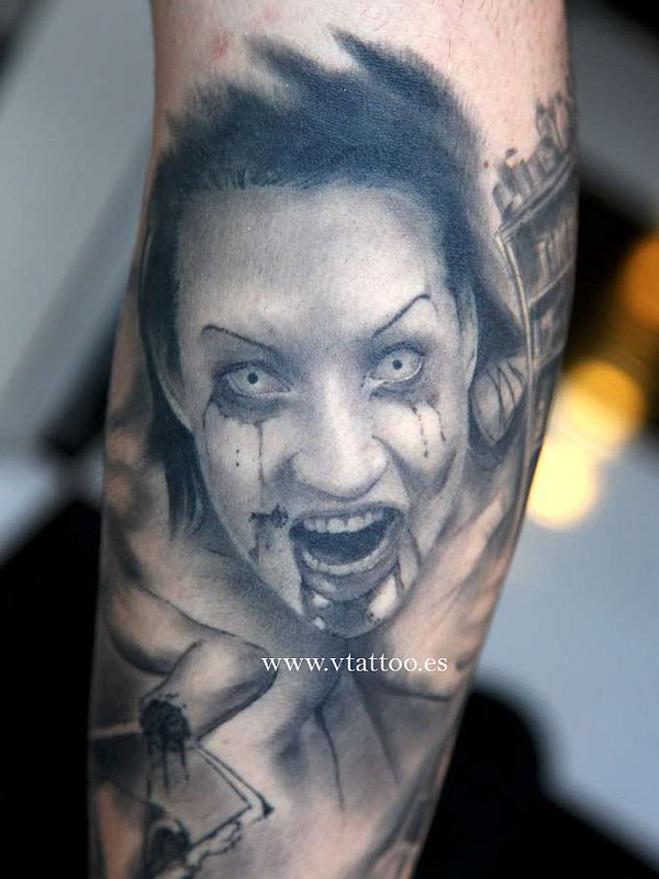 vampire tattoos photo - 13