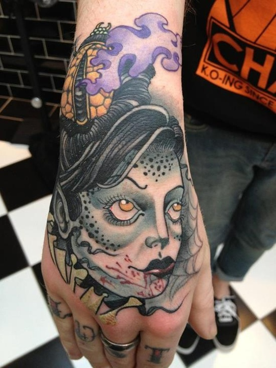 vampire tattoos photo - 15