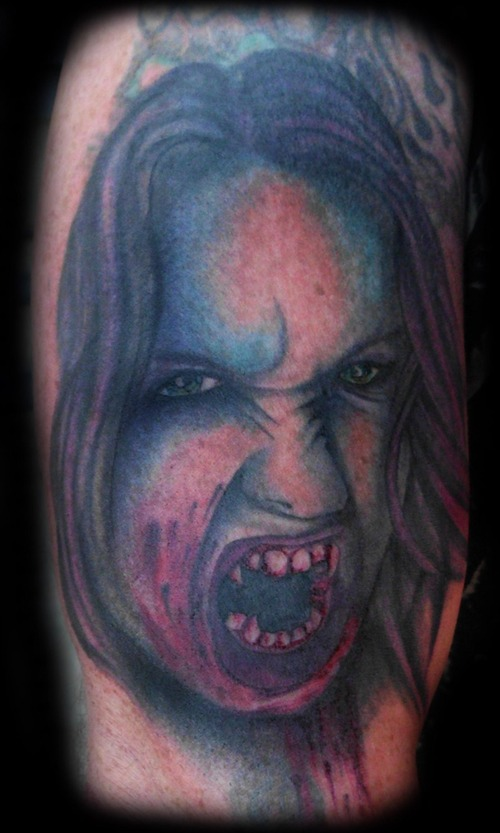 vampire tattoos photo - 19