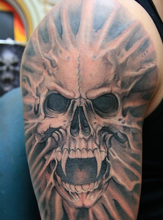 vampire tattoos photo - 24