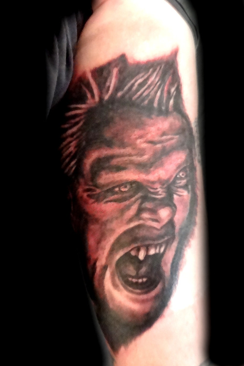 vampire tattoos photo - 30