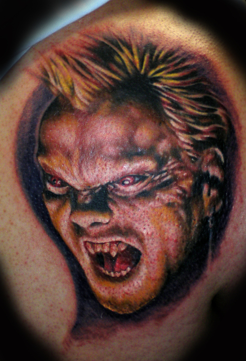 vampire tattoos photo - 7