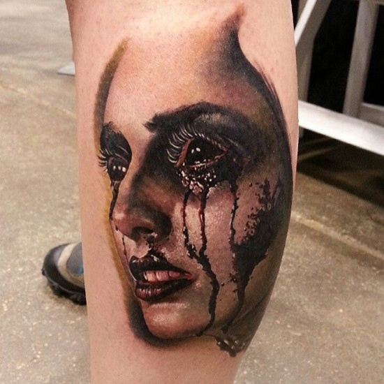 vampire tattoos photo - 9